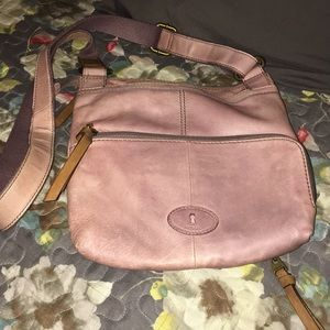 Well used fossil Crossbody